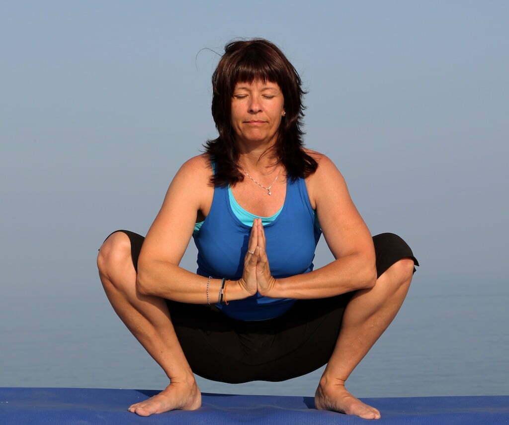 My favorite position: Malasaña or Upavesasana | Yoga network