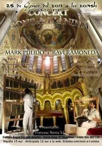Concierto Ravi Ramoneda