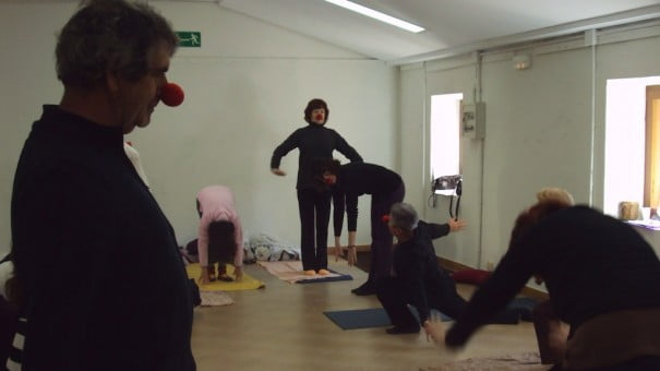Yoga Prision