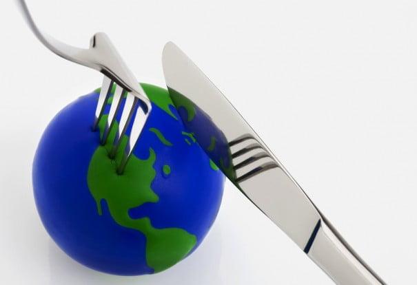 Comer Mundo