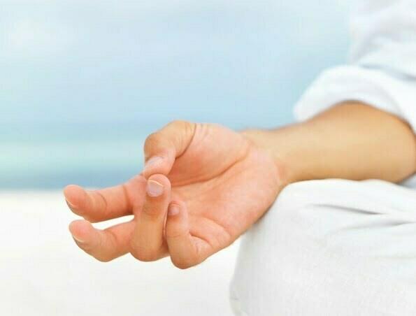 Meditacion playa