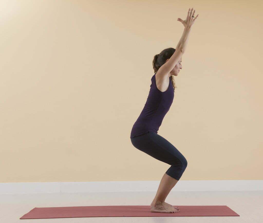 sedia yoga per dolore pelvico