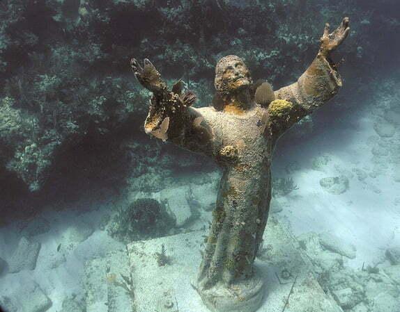 Cristo del abismo