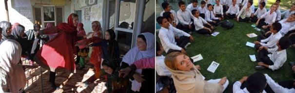 Yoga en Kabul