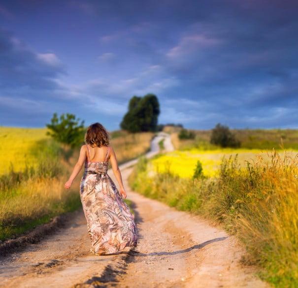 Camino Mujer