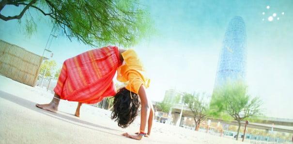 barcelona yoga conference (Foto Wari Om)