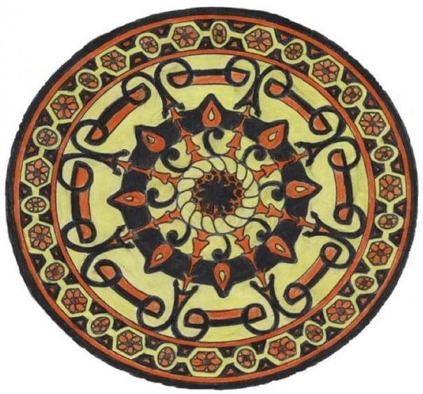 Mandala David