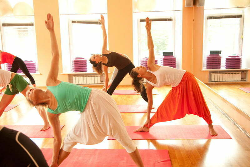 Planes para el finde yoga en red - Clases de yoga en casa ...