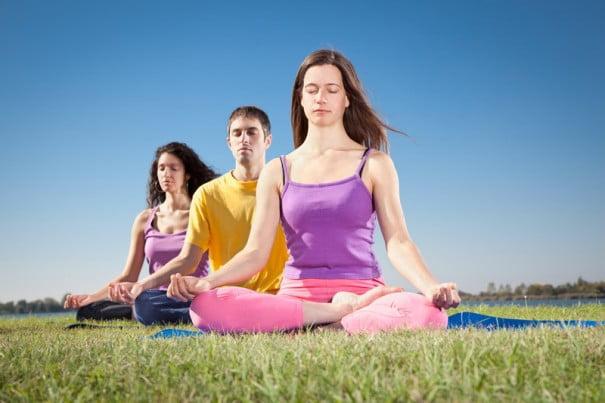 Meditar grupo