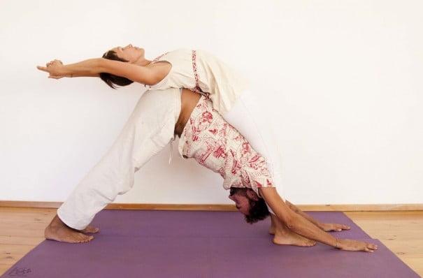 Parceiro de Yoga