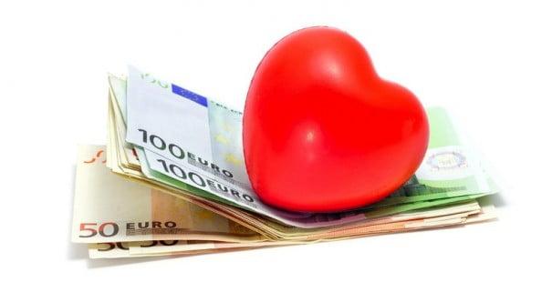 Amor dinero