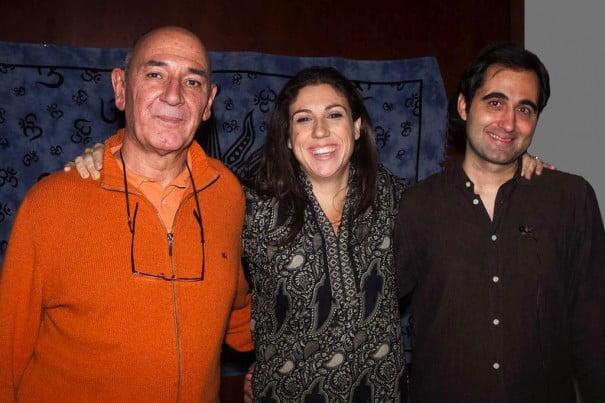 Danilo Violeta JuanCarlos