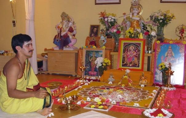 Cerimônia Índia