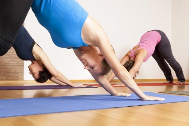 Идея класс йога