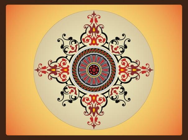 mandala ornamentos