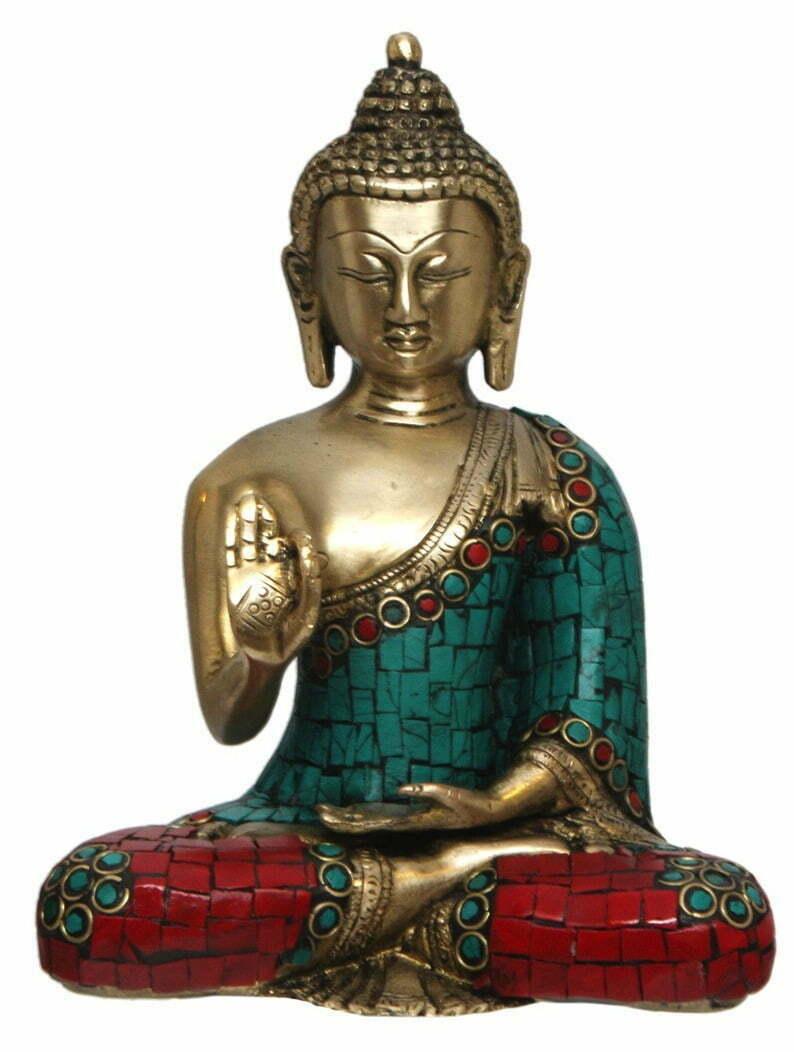 Mudras: Abhaya Mudra