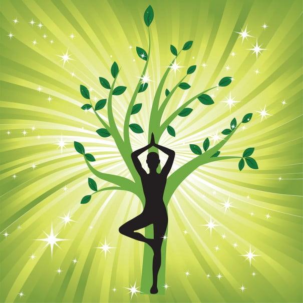 ilustracion Yoga