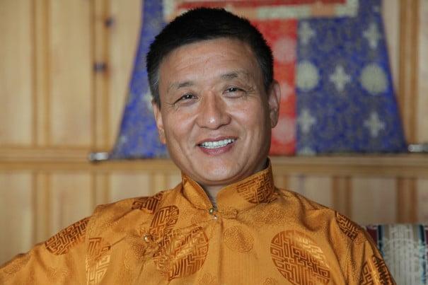 Lama Tenzin Wangyal