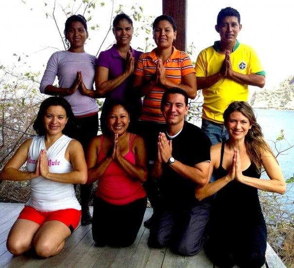 herramienta social yoga