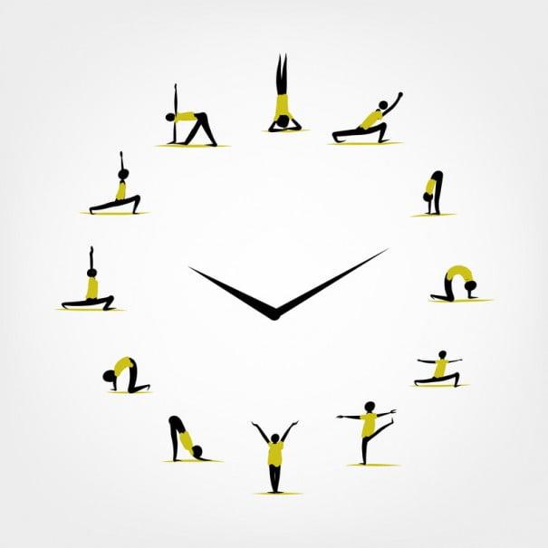 Йога календарь