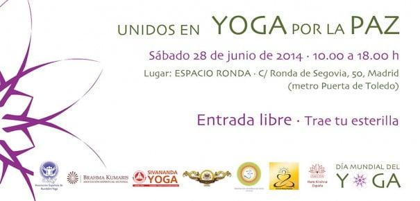 dia mundial del yoga