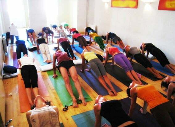 Formación de Profesores Yoga Studio Barcelona | Yoga en Red