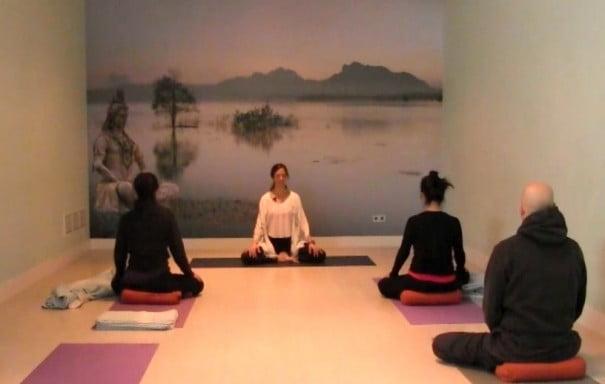 Clase Online Meditacion