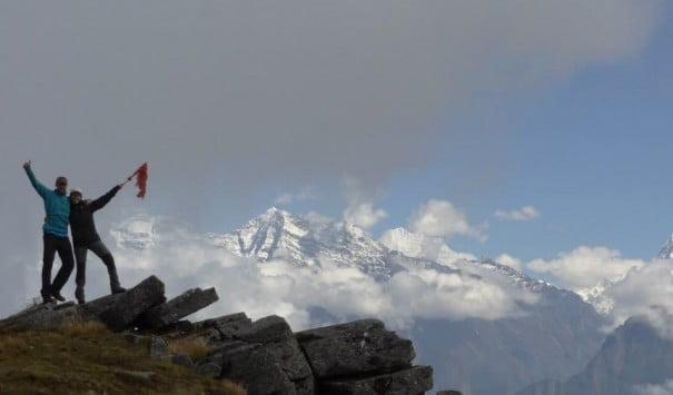 Padmasana Himalayas
