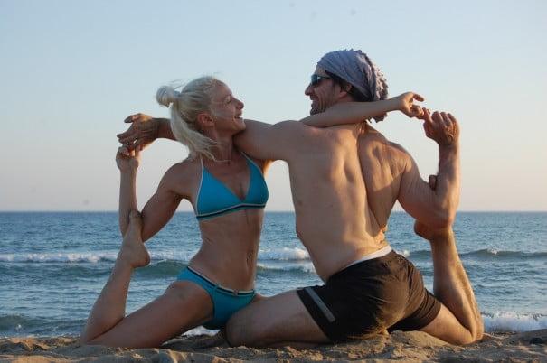 Yoga sexualidad