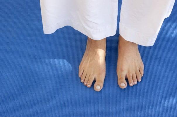 pies yoga