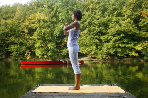 yoga aire libre