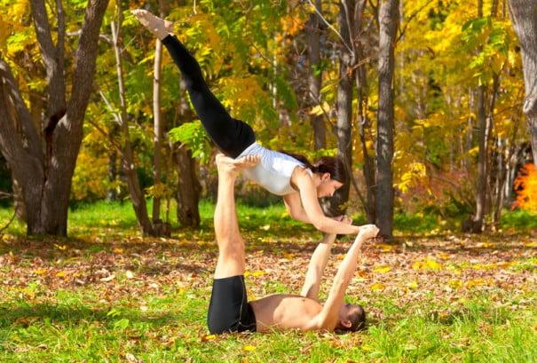 yoga otono