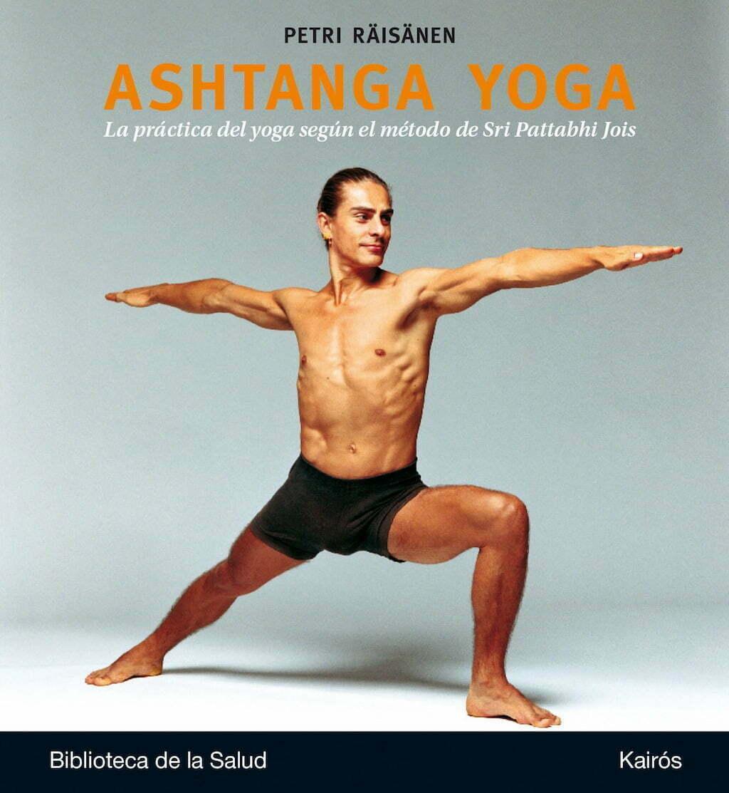Book Ashtanga Yoga Petri Räisänen Yoga Network