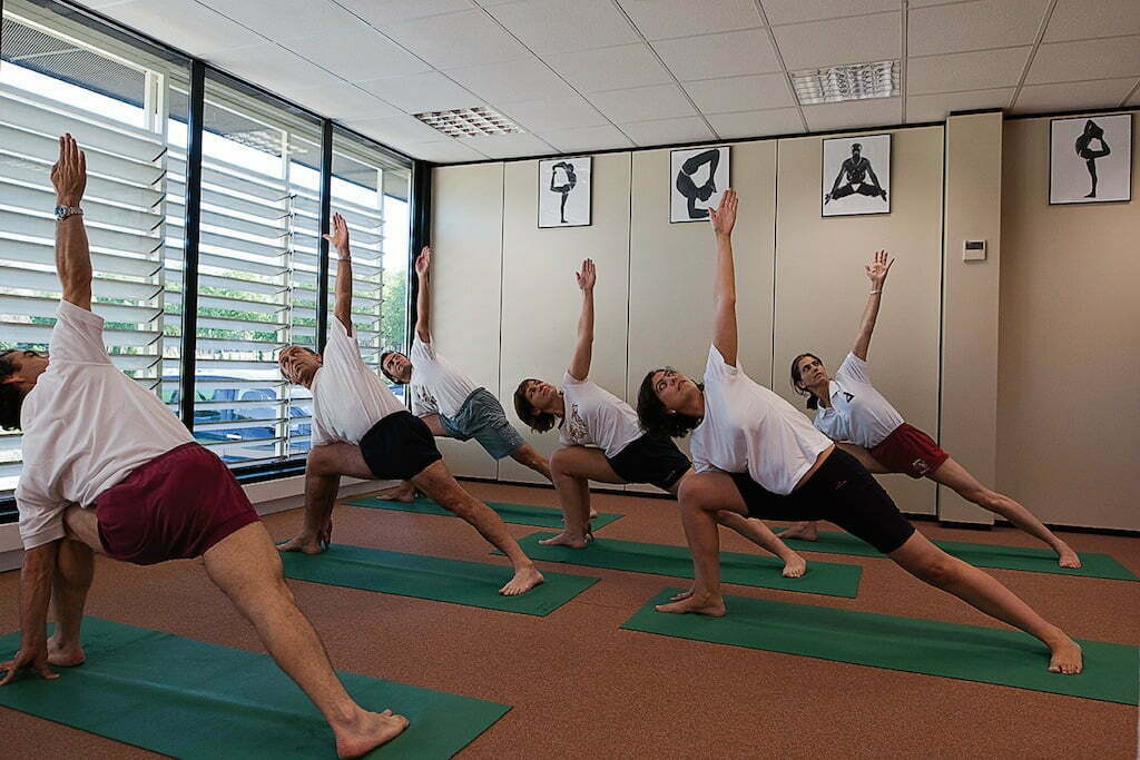 yoga universidad