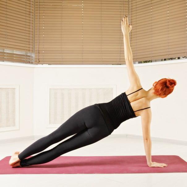 Postura yoga asana