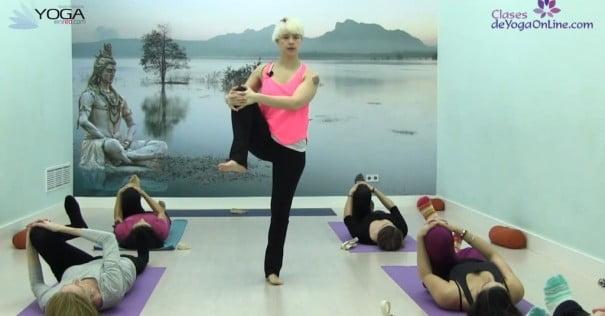 Escuela Internacional de Yoga, Rebeca