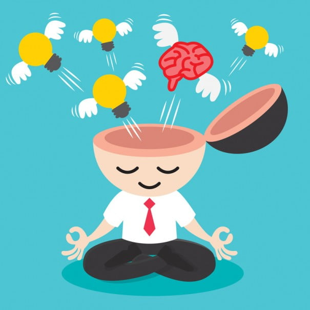 meditar mente
