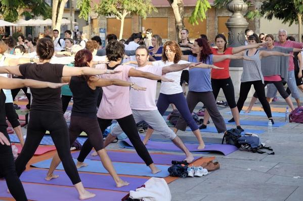 yoga plaza