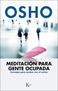 meditacion gente ocupada
