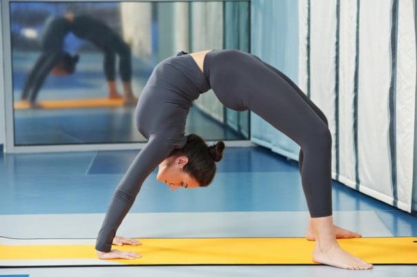 Puente yoga
