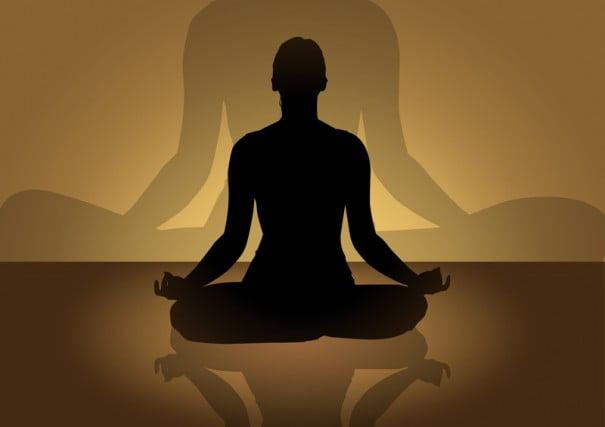 медитировать