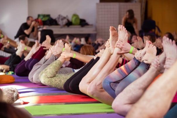 Congreso Yoga