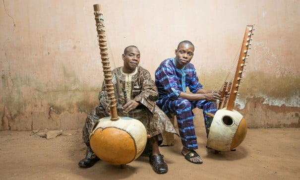 Toumani and Sidiki Diabate