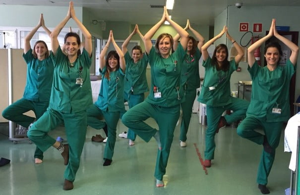 medico Yoga