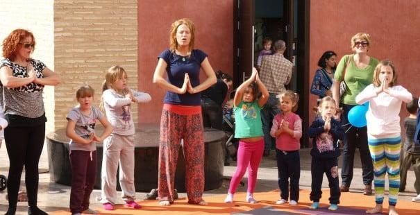 Yoga infantil Tony Otero