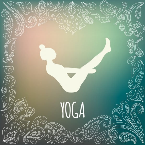сердце йога