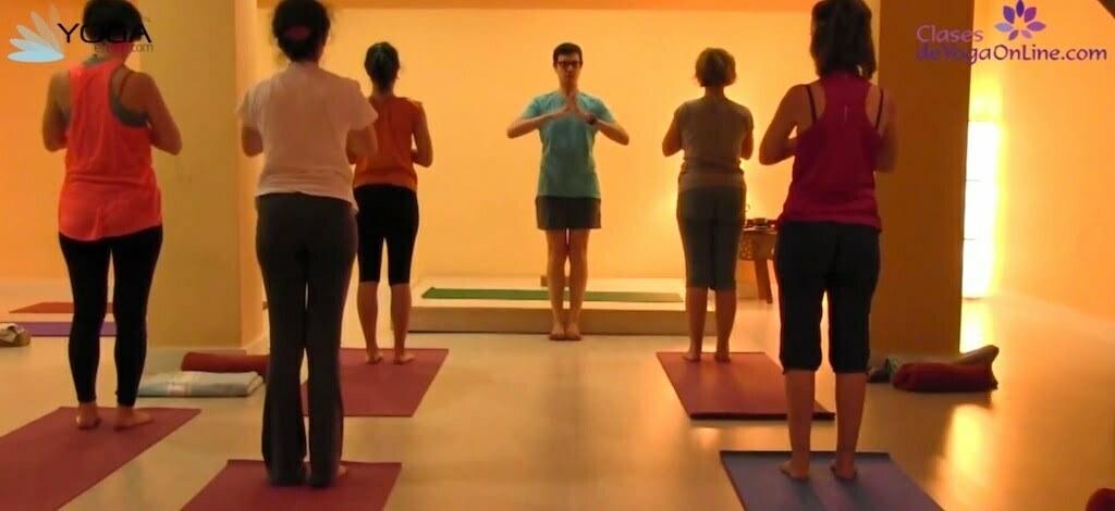 Clase de yoga OnLine 13: Hatha Yoga Avanzado | Yoga en Red