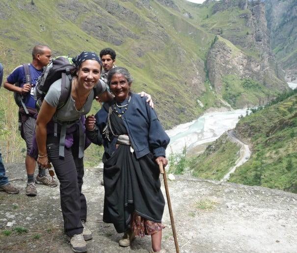 Himalayas Violeta