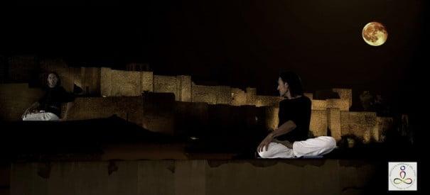 Yoga Pablo Iglesias
