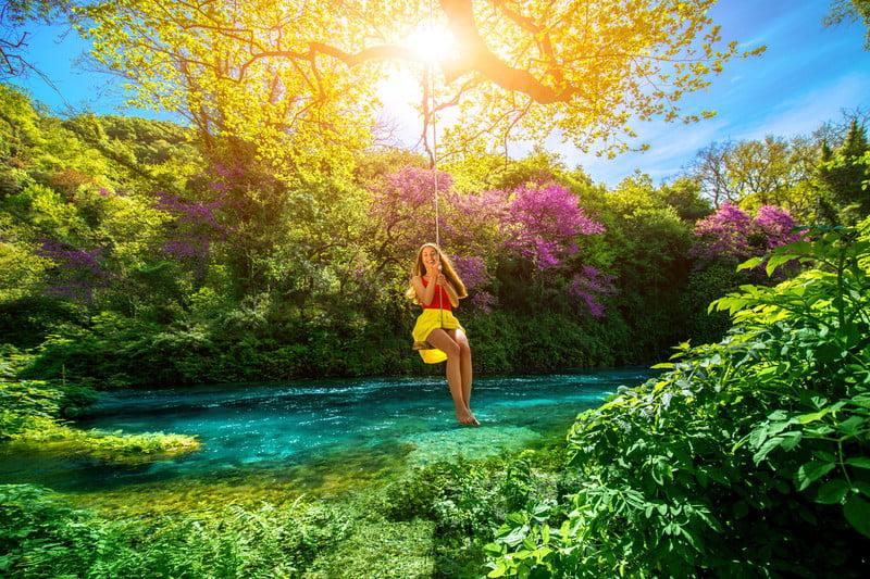 Libertad Suprema Del Ser En El Solsticio De Verano Yoga